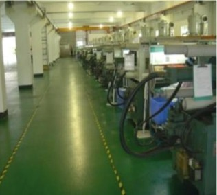 Vertical Molding Machines 02